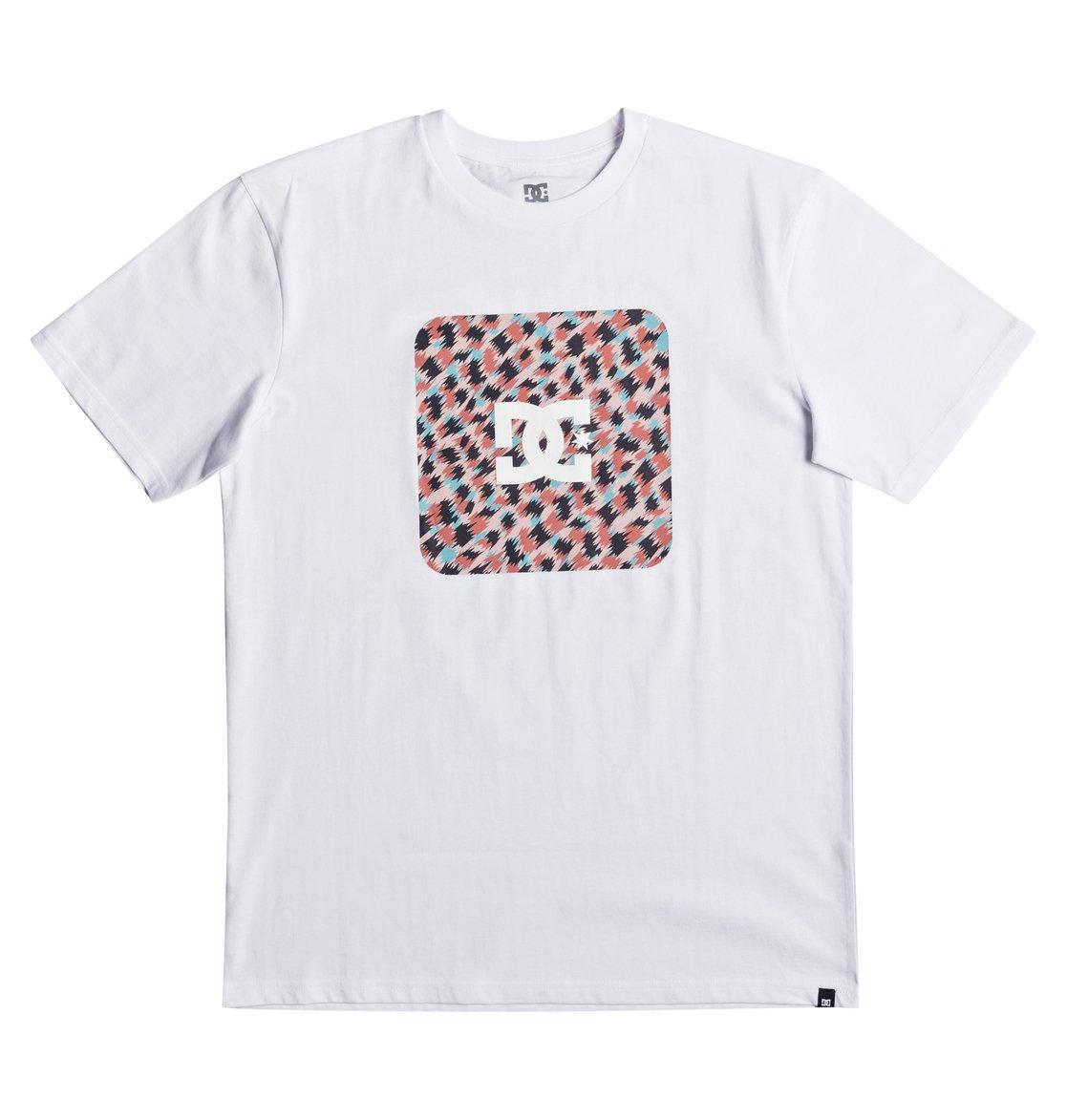 DC-Shoes-Shuffle-Face-Camiseta-para-Hombre-EDYZT03777 miniatura 16
