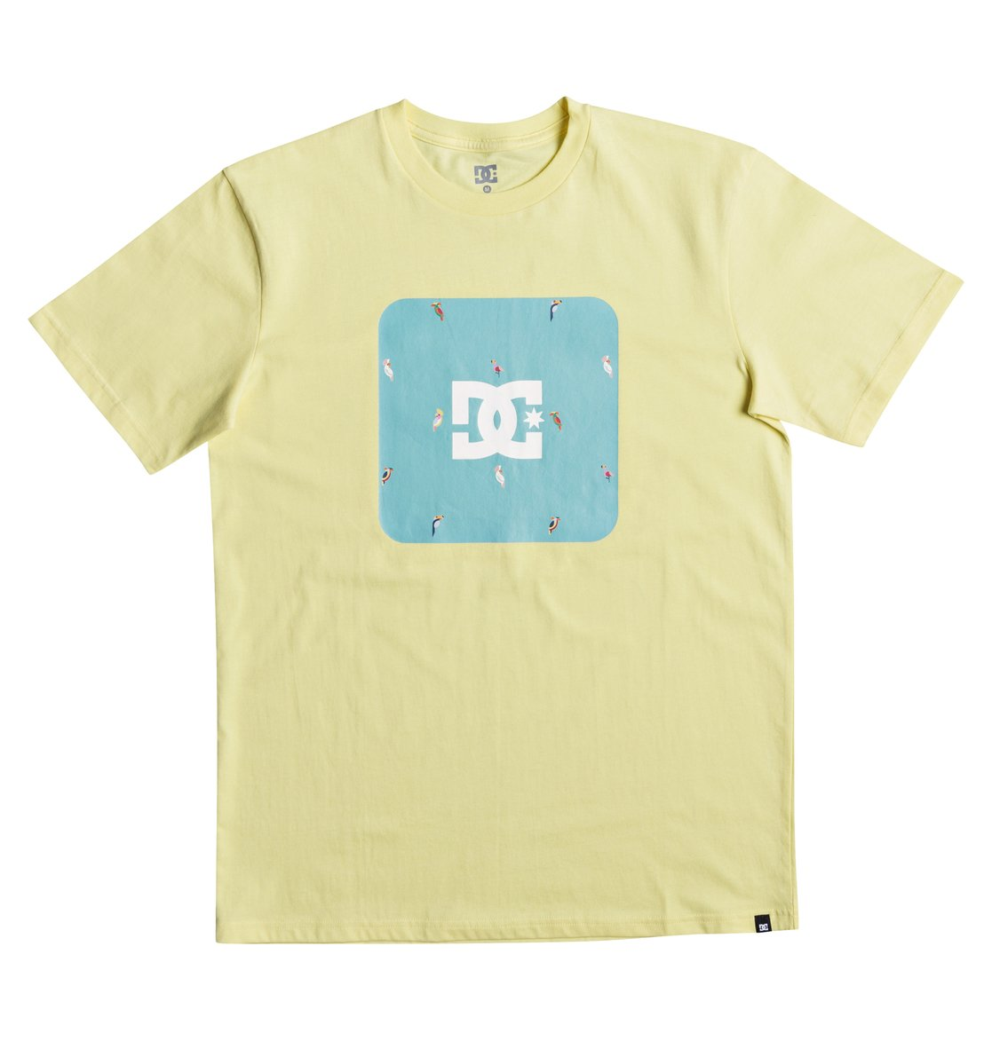 DC-Shoes-Shuffle-Face-Camiseta-para-Hombre-EDYZT03777 miniatura 12