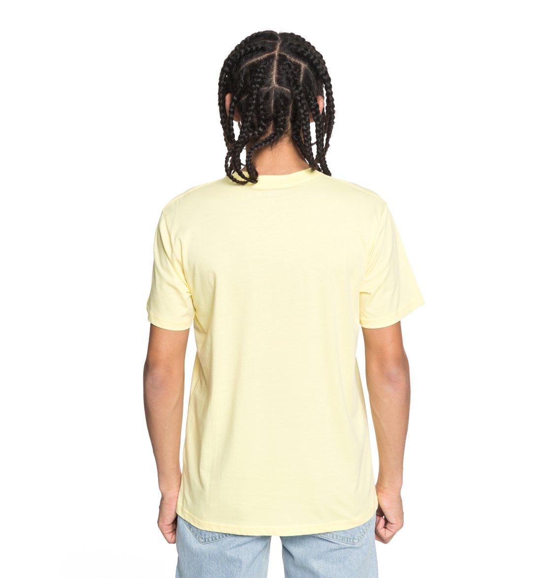 DC-Shoes-Shuffle-Face-Camiseta-para-Hombre-EDYZT03777 miniatura 11