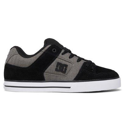 Pure SE Leather Shoes 301024 | DC Shoes