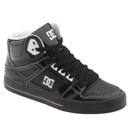 Spartan WC High-Top Shoes 302523 | DC Shoes