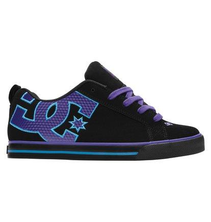 DC Womens Court Graffik Skate Shoe