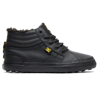 Evan Hi WNT - Winterized High-Top Shoes for Boys  ADBS300314