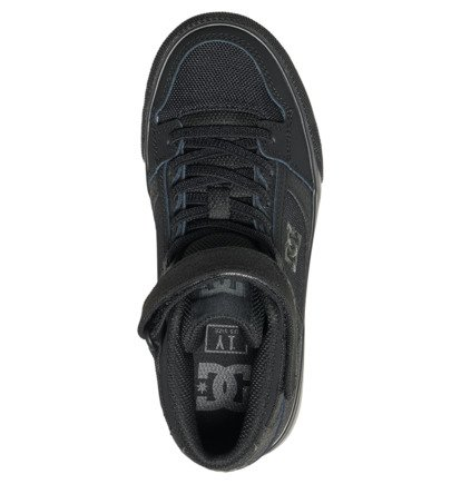 Kids DC Shoes™ Pure High-Top EV High-Top Leather Shoes for Kids
