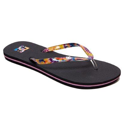 d9474bc977fbd 0 Spray SE - Chanclas para Mujer Negro ADJL100002 DC Shoes