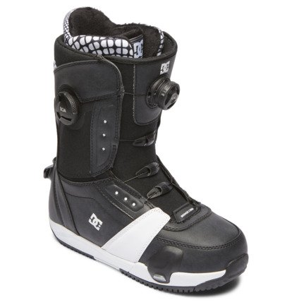 Women S Lotus Step On Boa Snowboard Boots Adjo100023 Dc Shoes