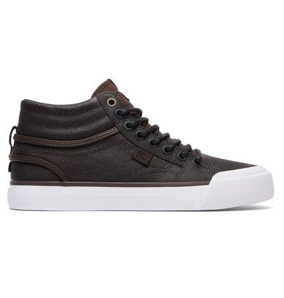 Montantes Adjs300189Dc Pour Hi Femme En Evan Cuir Chaussures Shoes ZPkiXu