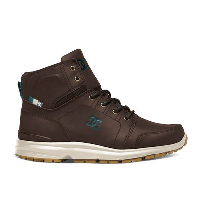 Torstein Lace-Up Leather Boots