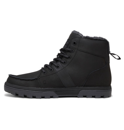 Men's Woodland Leather Lace-up Winter