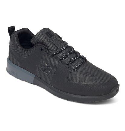 DC Mens Lynx Lite R Skateboarding Shoe
