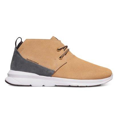 Ashlar Mid-Top Shoes ADYS100316 | DC Shoes