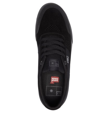 DC Switch Plus S Black//Athletic Red//White