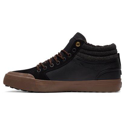 DC Womens Evan Smith HI WNT Skate Shoe