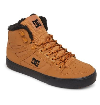 Pure WNT High Tops ADYS400047 | DC Shoes