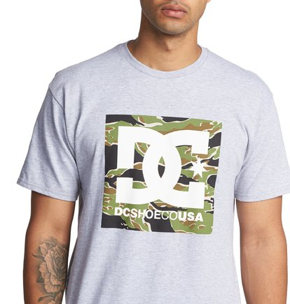 S,L /& XL GREY NEW SIZES DC Shoes Mens Printed T Shirt