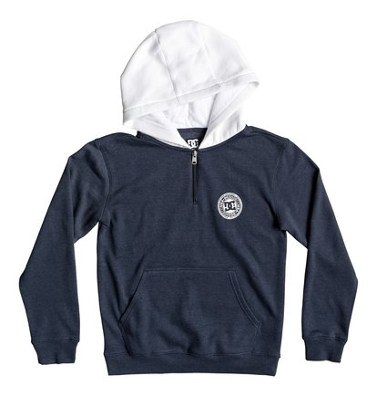 Rebel - Half-Zip Hoodie for Boys 8-16  EDBFT03136