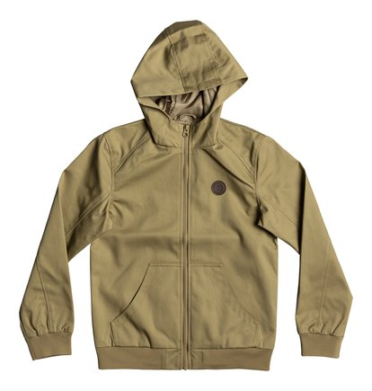 Ellis Light 3 - Water-Resistant Hooded Jacket for Boys 8-16  EDBJK03028