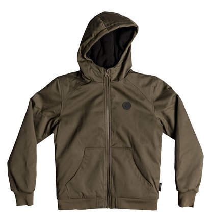 Ellis - Water-Resistant Hooded Jacket for Boys 8-16  EDBJK03035