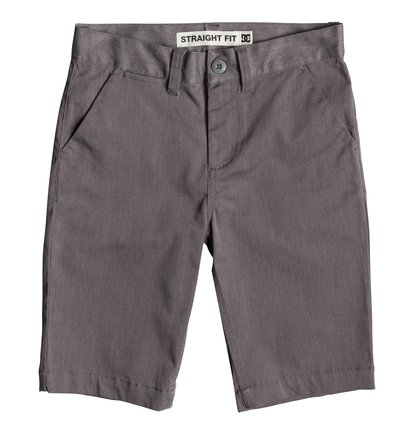 "Worker Heather 18.5"" - Chino Shorts for Boys 8-16  EDBWS03061"