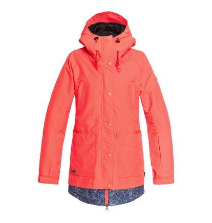 Riji - Parka Snow Jacket for Women  EDJTJ03035