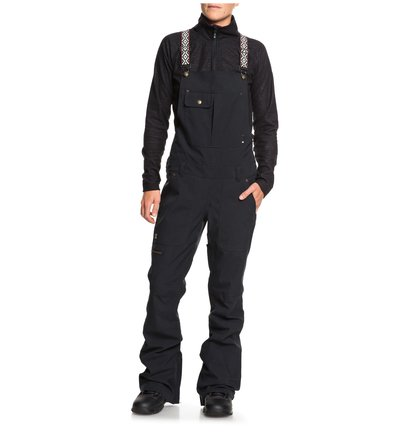 Collective - Shell Snow Bib Pants for Women  EDJTP03016