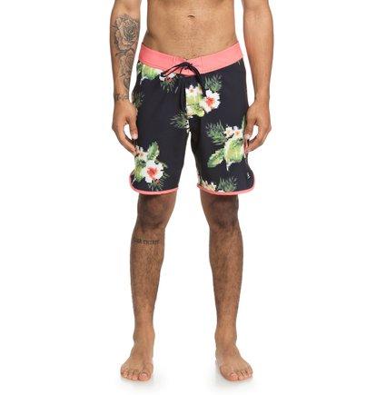 "All Season Scallop 18"" - Board Shorts for Men  EDYBS03065"