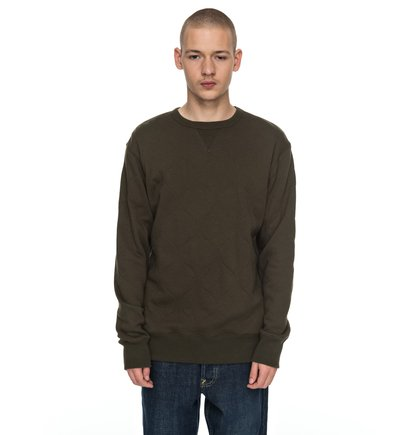 Eberly - Quilted Sweatshirt for Men  EDYFT03311