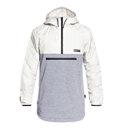 Barricade - Technical Half-Zip Hoodie for Men  EDYFT03362