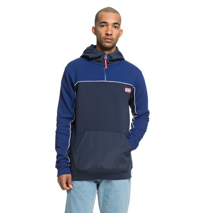 Clewiston - Half-Zip Hoodie for Men  EDYFT03390