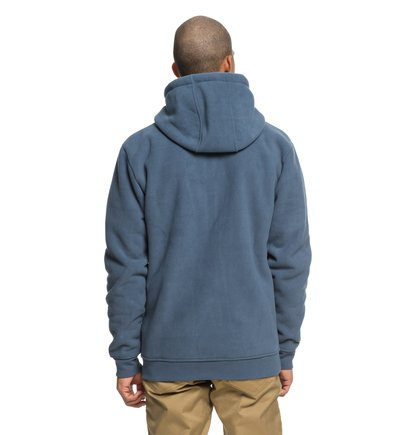 DC Shoes Homme Gris Camouflage Sherpa T-STAR Shearling Imprimer Full Zip Hoodie