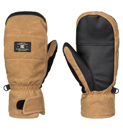DC Mens Seger 14 Gloves