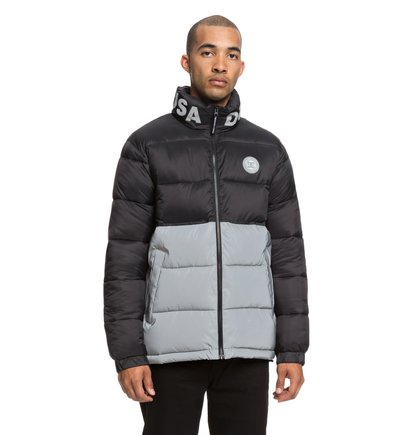 Gosforth - Water-Resistant Hooded Puffer Jacket for Men  EDYJK03177
