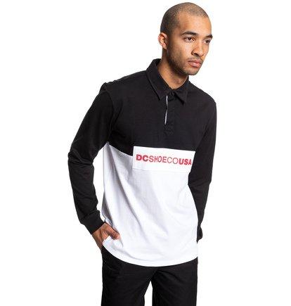 Men's Waumbeck Long Sleeve Polo Shirt
