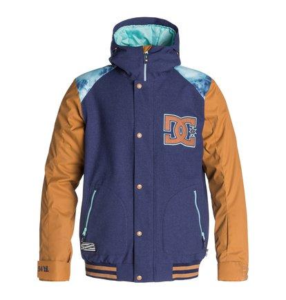 DC Mens DCLA Snow Jacket