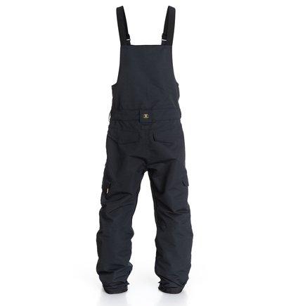Men's Clash Bib Pants EDYTP03001 | DC Shoes