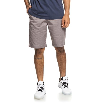 """Worker Heather 20.5"""" - Chino Shorts for Men  EDYWS03120"""