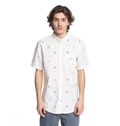 Hepscott - Short Sleeve Shirt for Men  EDYWT03191
