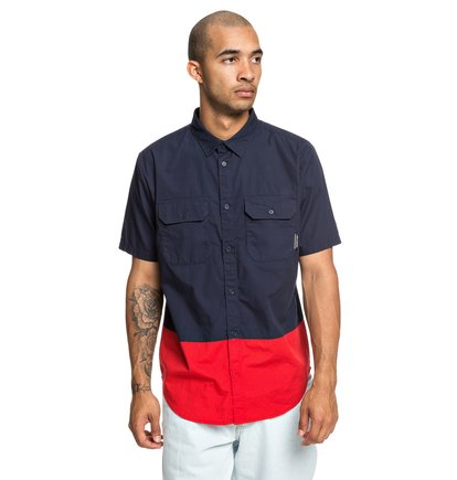 Blockade - Short Sleeve Shirt for Men  EDYWT03227