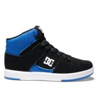 DC Cure - High-Top Leather Skate Shoes for Boys  ADBS700089
