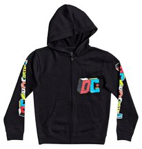 DC Jumble Up - Zip-Up Hoodie for Boys 8-16  ADBSF03009