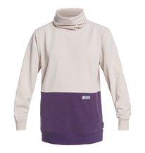 Veneer - Technical Funnel Neck Sweatshirt for Women  ADJFT03010