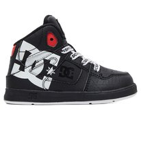 Pure High-Top - Leather Elastic-Laced High-Top Shoes for Kids  ADTS700053