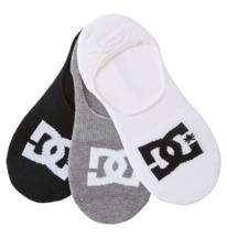 DC Star Liner 3 Pack - Liner Socks for Men  ADYAA03144