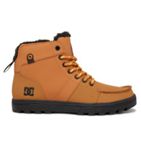 Woodland - Leather Lace-up Winter Boots for Men  ADYB700033
