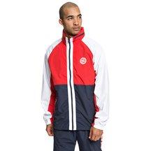 Rai - Water-Resistant Hooded Track Top for Men  ADYJK03054