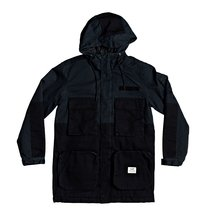 Brunski - Hooded Utility Jacket for Men  ADYJK03075