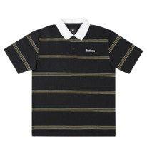DC Devo Stripe - Short Sleeve Polo Shirt for Men  ADYKT03185