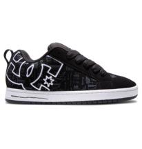 BASQ Court Graffik - Leather Shoes for Men  ADYS100675