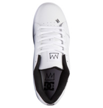 Basquiat Net - Leather Shoes for Men  ADYS100676