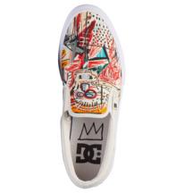 Basquiat Manual - Slip-On Shoes for Men  ADYS300689